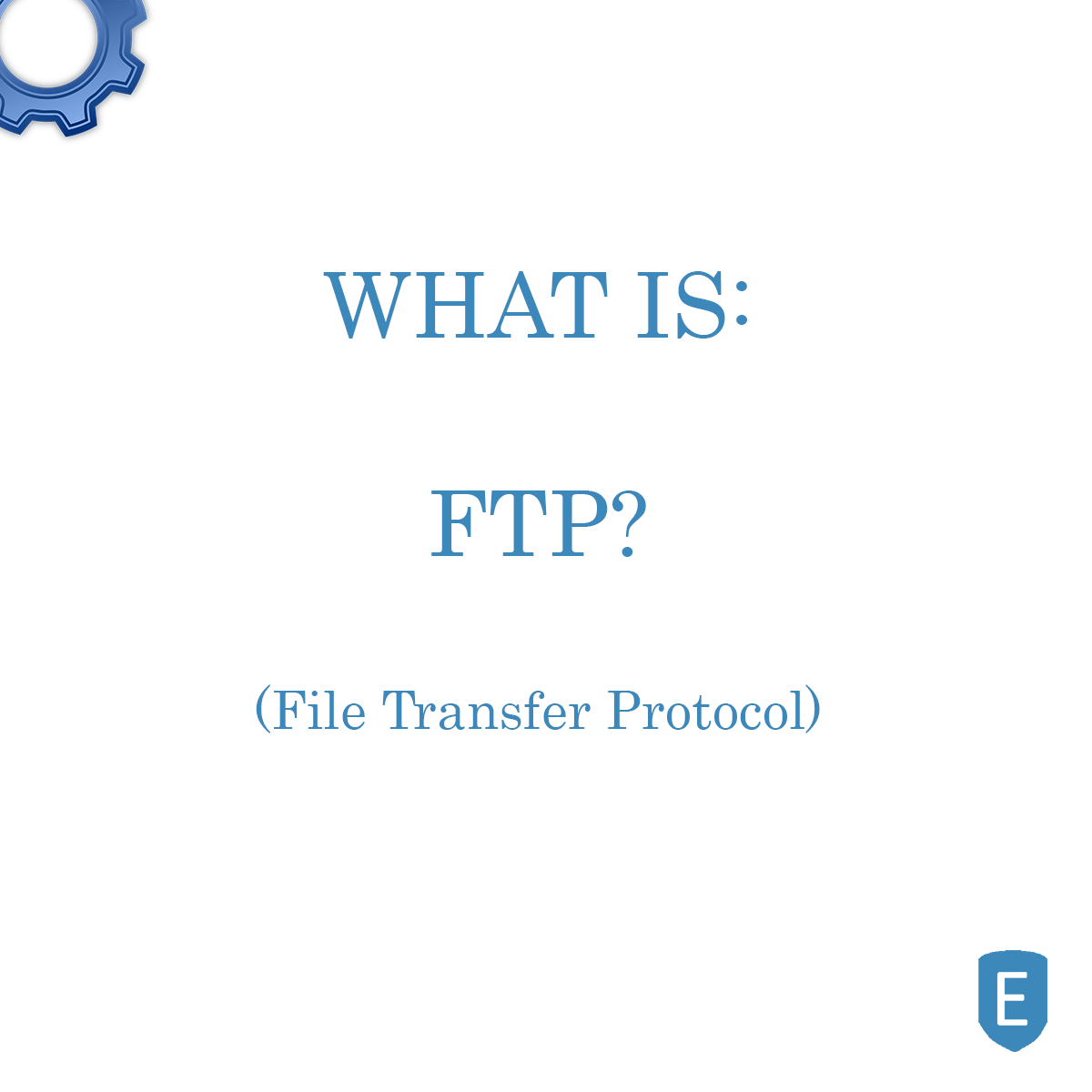 Wat is FTP?