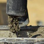 Beton storten is een onderdeel van de fundering